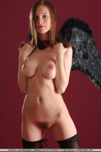Busty Teen Ksucha nude Pic 12